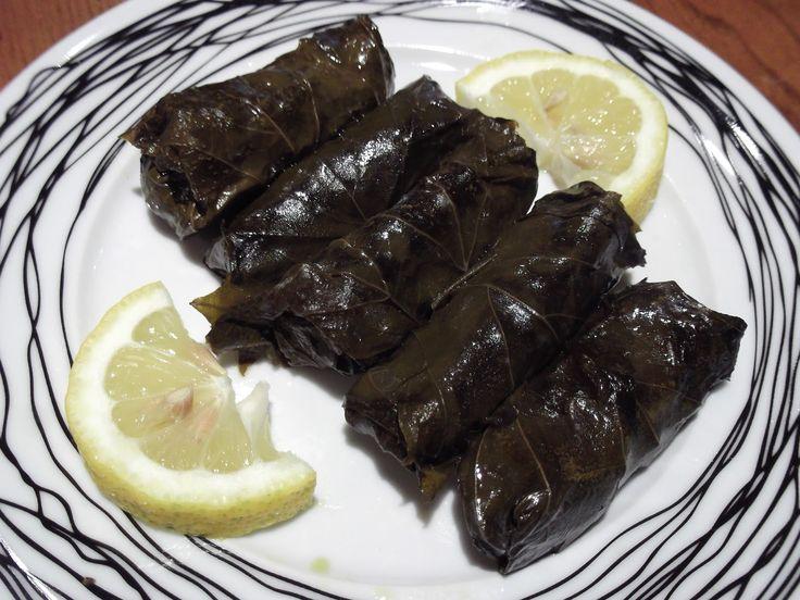 Ντολμαδάκια γιαλαντζί(2 μονάδες) – Η δίαιτα των μονάδων