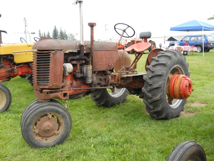 Wc Case Tractor : Best images about farm tractors on pinterest old