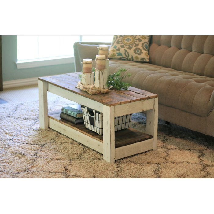 Superb Elihu Coffee Table In 2019 Coffee Table With Shelf Andrewgaddart Wooden Chair Designs For Living Room Andrewgaddartcom