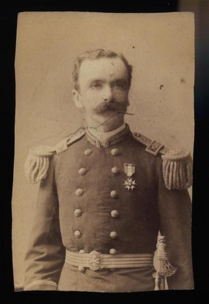 Coronel José Eustaquio Gorostiaga, Jefe de Estado Mayor de la 3° División.