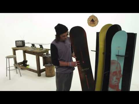 Boardin' School - Snowboard Bends & Raduction