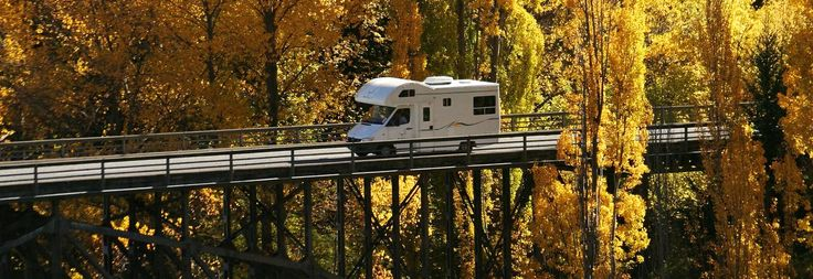 A motorhome is a great option for plenty of freedom on vacation. Ensure you're well rested and are familiar with NewZealand road rules.
