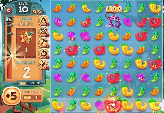 Top 25 Facebook apps: — King's other Saga games rising - Inside Facebook
