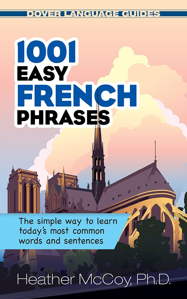 The perfect companion for tourists and business travelers in France and other places where the French language is spoken, this book offers fast, effective communication.