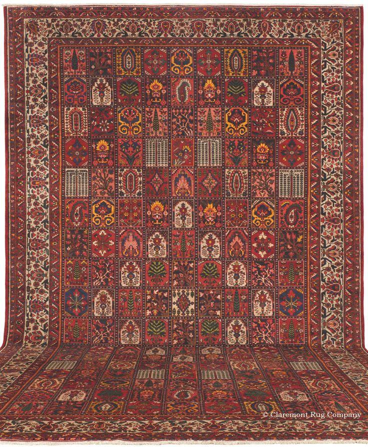 17 Best Antique Persian Bakhtiari Carpets Images On