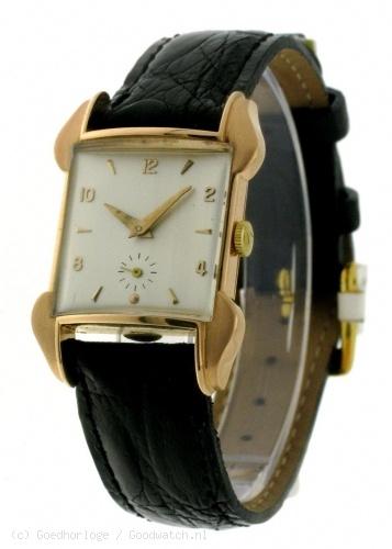 VINTAGE - Art Deco Vintage Watch :: Goedhorloge.nl