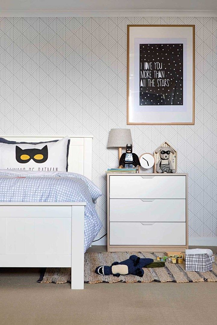Kids room that breaks all the rules | Home Beautiful Magazine Australia