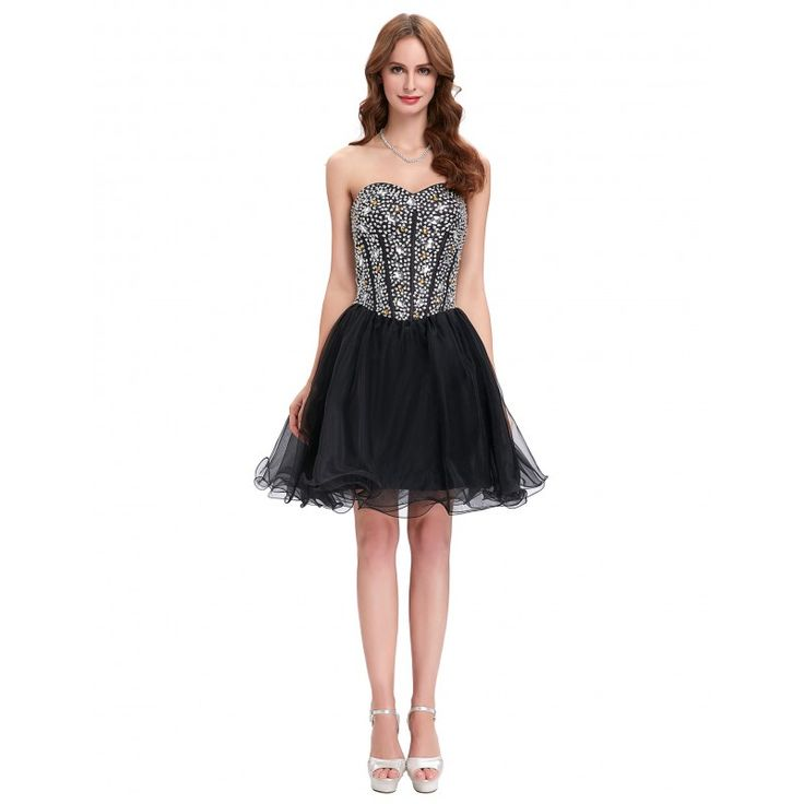 Čierne spoločenské šaty CL3520