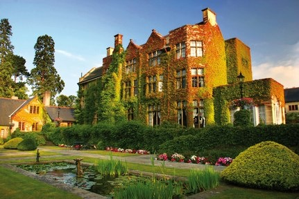 Pennyhill Park Hotel, GB.