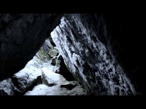 Klockarberg's Caves in Nauvo Finland 1 (Entrance)