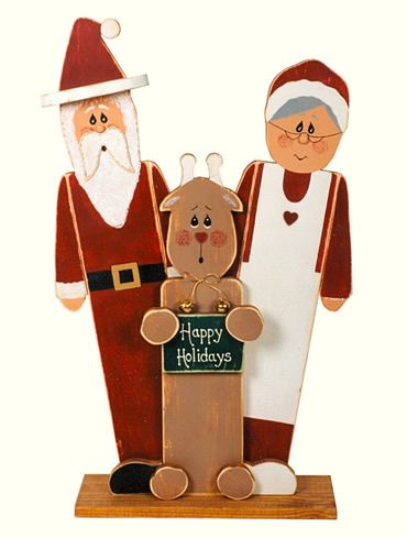 free holiday woodworking patterns 2