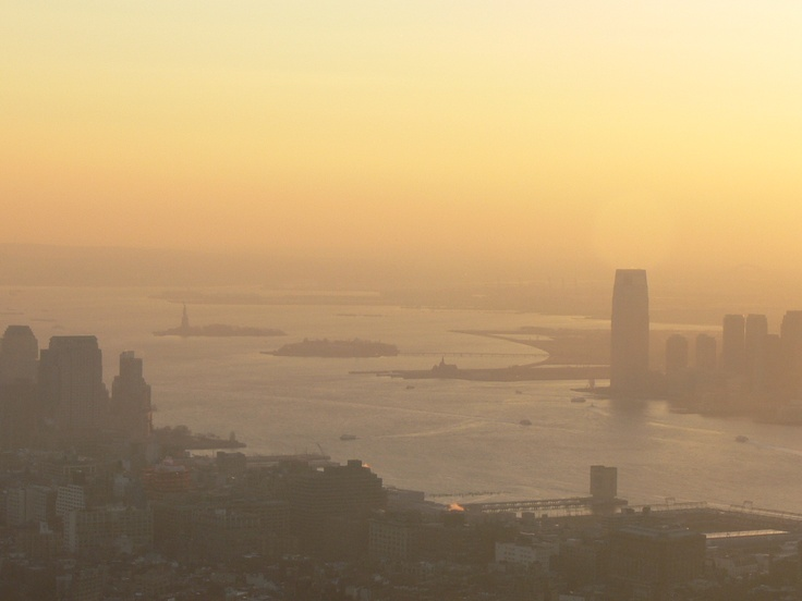 Manhattan - NYC . . .