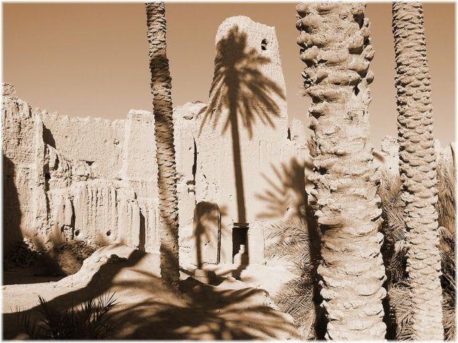 old ksar, figuig, morocco