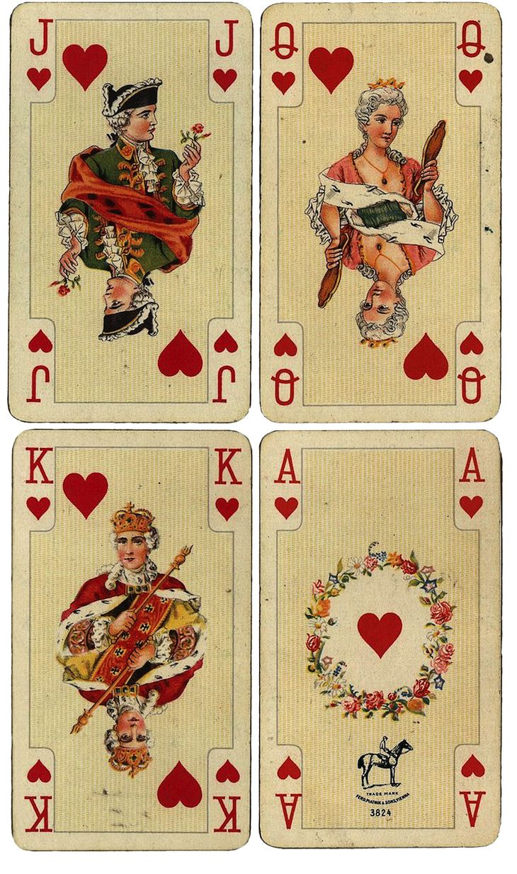 Best 20+ Printable playing cards ideas on Pinterest | Large ...