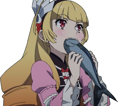Fredrika | Chaika - The Coffin Princess
