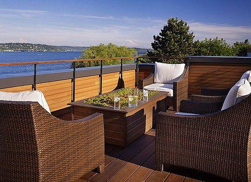 más de 25 ideas increíbles sobre segundo piso de la terraza en