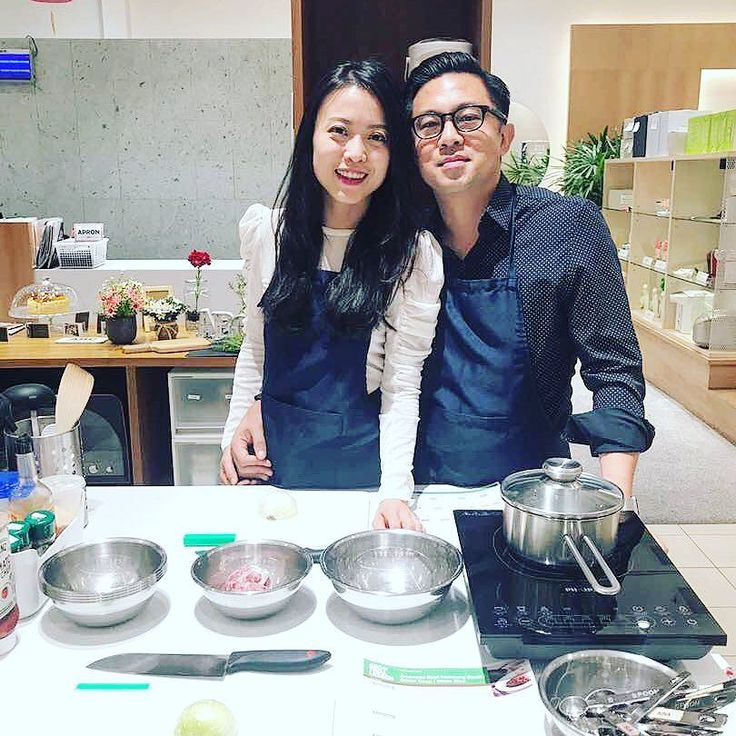 Surprised her with cooking class on our anniversary  Happy Anniversary my Love!!  @miss.getabout