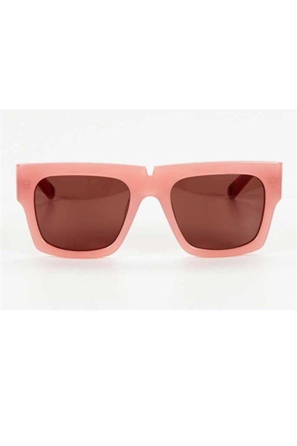 BREAD & BUTTER CHI CHI PINK SUNGLASSES by PARED