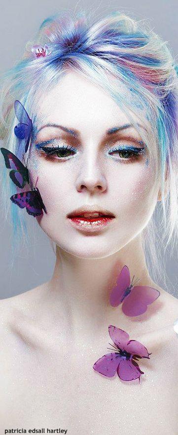 Pink and blue #Luxurydotcom