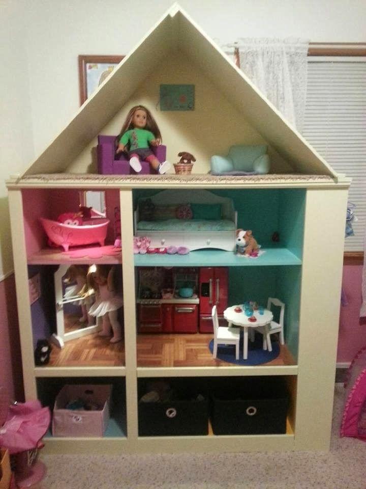 American Girl Dollhouse Ideas The Image