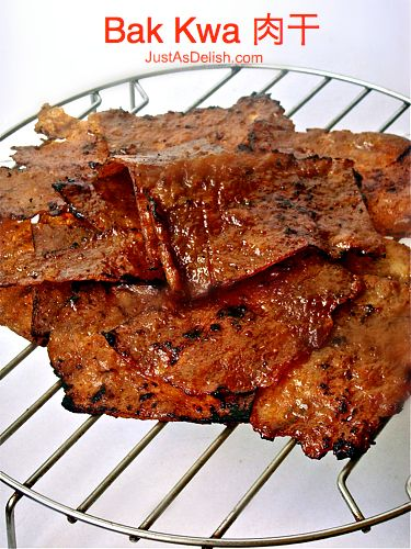 My oh my, look at these juicy Bak Kwa! Over the weekend, I spend my time spring cleaning the house, bake peanut cookies and making Bak Kwa (Barbecued Dried Meat). Chinese New Year (CNY) is just a …