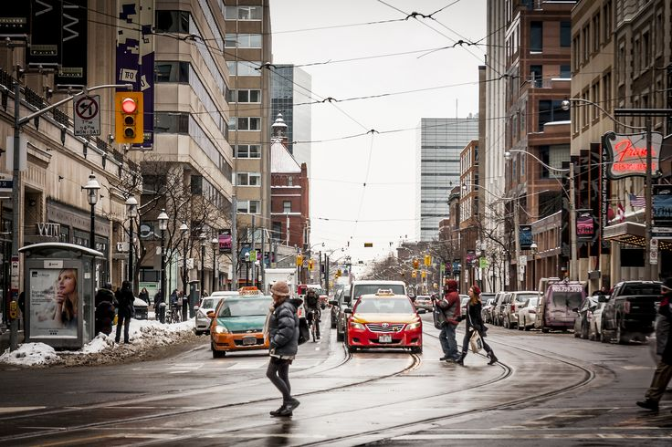 Yonge Towards College | Flickr - Photo Sharing!