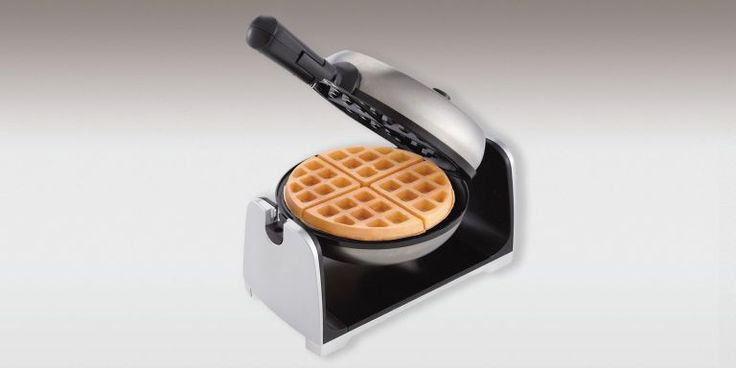 #bestoftheday #FF Take a look at these best waffle makers, there are round and square waffle makers…so your bound to find a permanent place for your new waffle maker in your kitchen. 1. All Clad Square Waffle Maker 99011GT   Price: $127 Buy Now Condensation is the biggest enemy of batter. Not with this All...