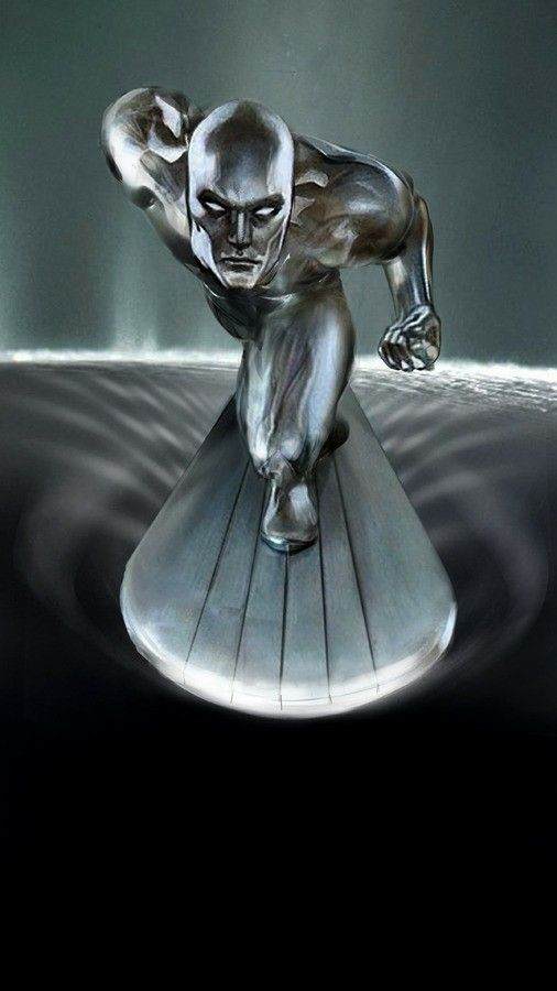 Silver Surfer.......