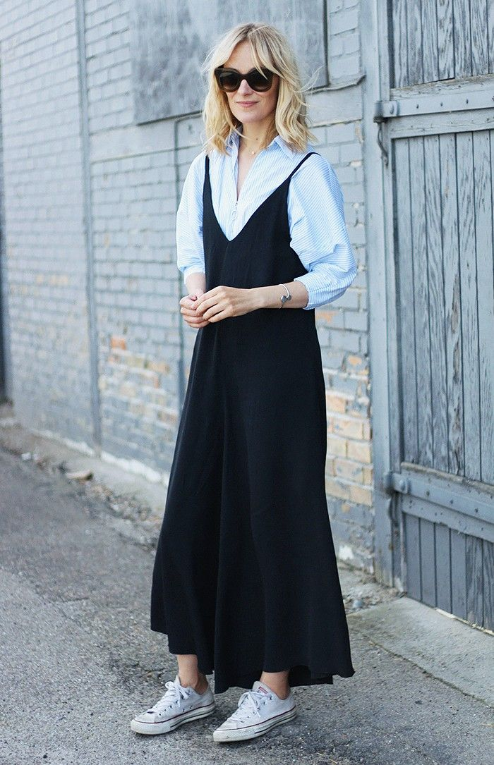 It's Official: Everyone Is Wearing This Trend via @WhoWhatWear