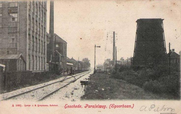 Enschede voor 1900 - Textielhistorie Enschede