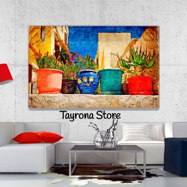 Cuadro Decorativo Tayrona Store Para Sala O Alcoba Italia Vintage 22