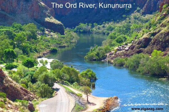 Outback Australia. An Adventure in the Kimberley - Kununurra Dreaming - ZigaZag