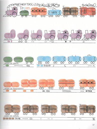 Desenhando com os dedos - Giovanna Scheibner - Álbumes web de Picasa