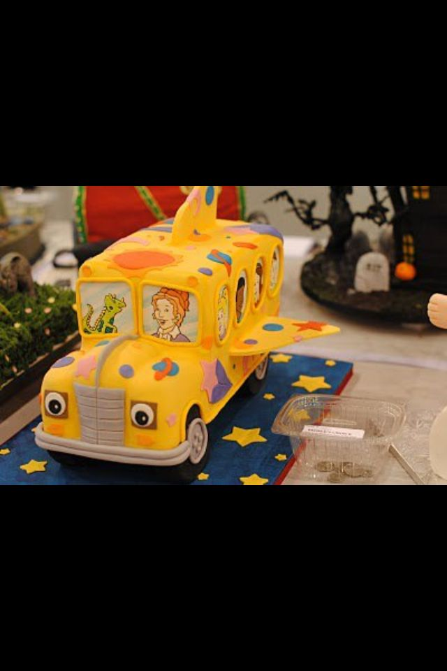 9 Best Magic School Bus Party Images On Pinterest Birthdays Outer