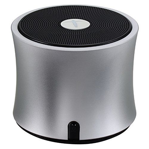 Abramtek King Kong G3 Mini Portable Bluetooth Subwoofer Speakers for Phone/tablet/pc/mp3/4 Player and Iphone/ipod/ipad/laptop/NFC /Support TF card/Hands Free Call /FM Radio (Silver). Abramtek King Kong G3 Mini Portable Bluetooth Subwoofer Speaker. Support MP3,WMA,WAV,MGP,FLAC,APEA music format. More textured metallic appearance. Support TF card(up to 32G-not included)/Hands Free Call /FM Radio. Micro USB+3.5mm AUX line in.