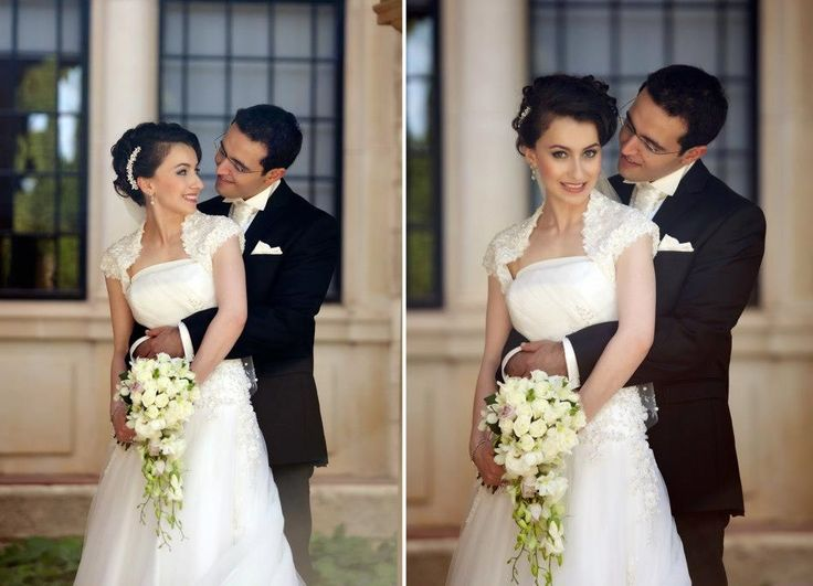 Beautiful classic bride with curls piled at the back and waves to the front by Total Brides hair & makeup