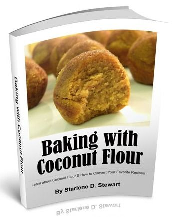 Ever wish you knew how to bake with coconut flour? Want to learn to convert your favorite wheat flour recipes, to make them Gluten Free? This is the book you need!
