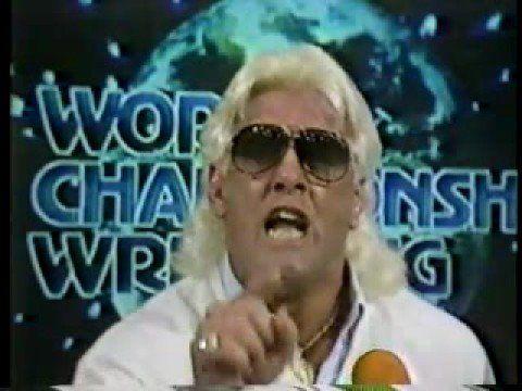Ric Flair Promo December 1987