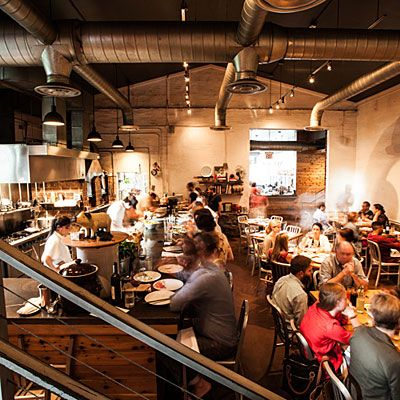 City House in Nashville's Germantown was listed among Southern Living's 100 Places To Eat Now