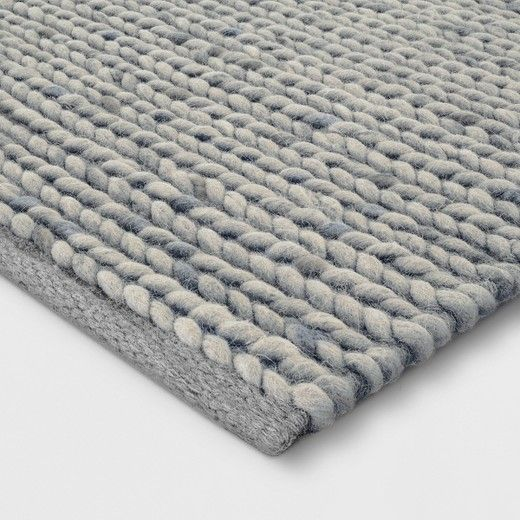 die besten 25 braided wool rug ideen auf pinterest gestrickter teppich wollteppiche und. Black Bedroom Furniture Sets. Home Design Ideas