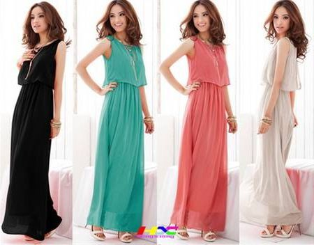 Awesome Casual maxi dress 2018-2019