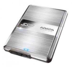 SSD extern ADATA DashDrive Elite SE720 128GB USB3.0, Brushed metal