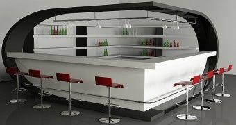 Cozzy Home Mini Bar Design