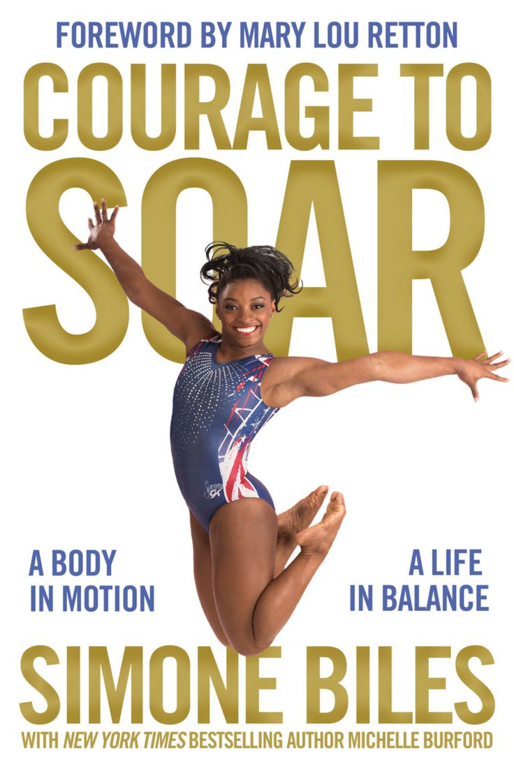 Courage to Soar by Simone Biles Book