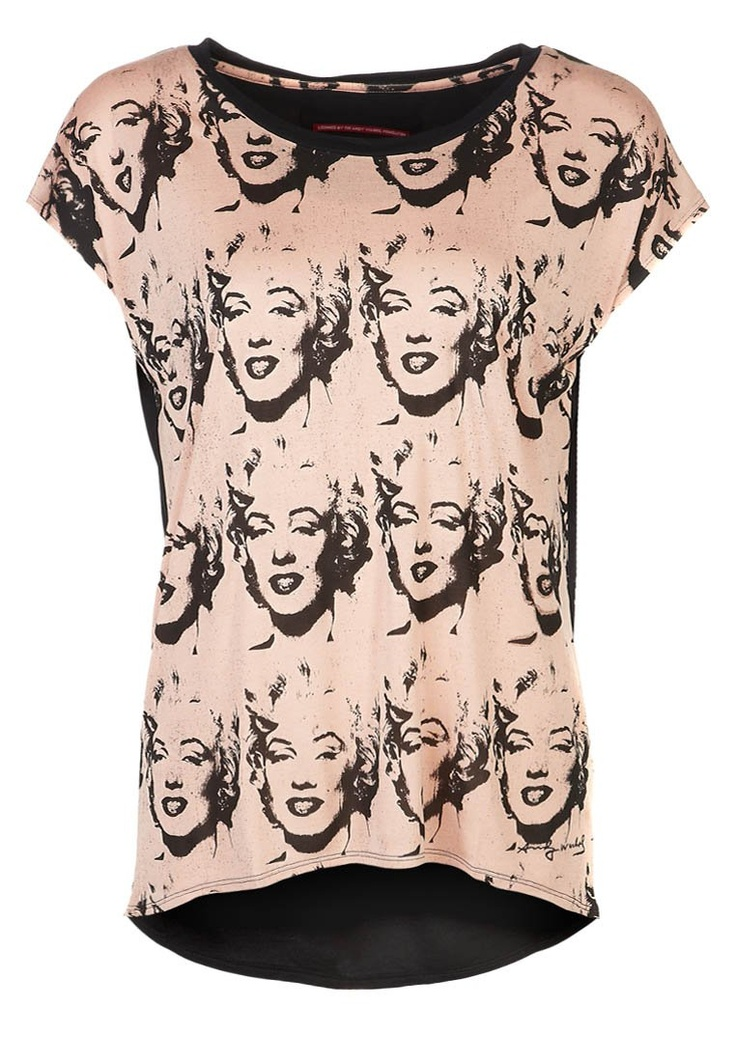T-shirt ❖ Andy Warhol by Pepe Jeans