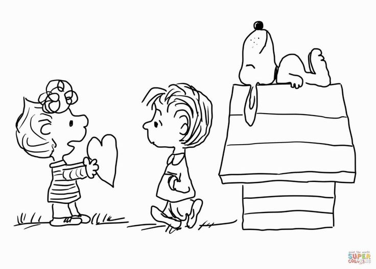 879 best Color My World images on Pinterest Snoopy coloring