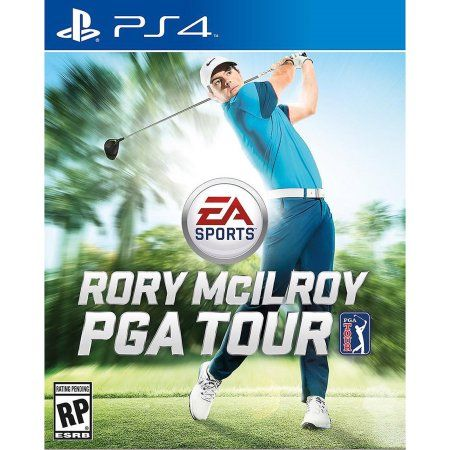 EA Sports Rory McIlroy PGA Tour (PS4)