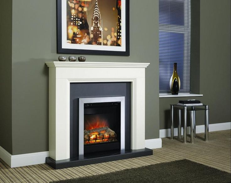 """Be Modern Westcroft 46"""" Electric Fireplace Suite"""
