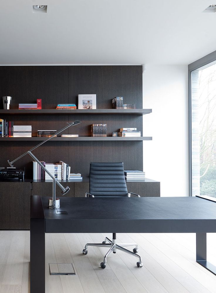 + images about Contemporary Home Offices on Pinterest  Modern home ...