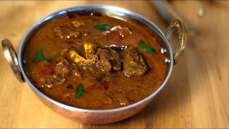 Indian Mutton Curry - Curry Recipes